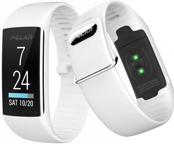 POLAR A360 / Fitness / Bluetooth / S / bílá