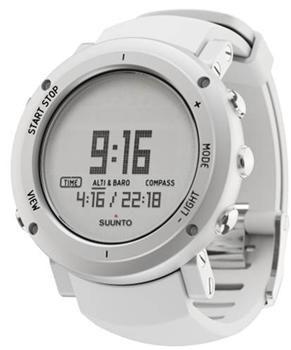 Chytré hodinky SUUNTO Core Alu Pure White   Sportovní hodinky   b ... fad733da57