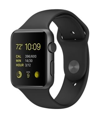 2ba481499 Chytré hodinky Bazar - Apple Watch SPORT Space Gray / 42mm / 140 ...