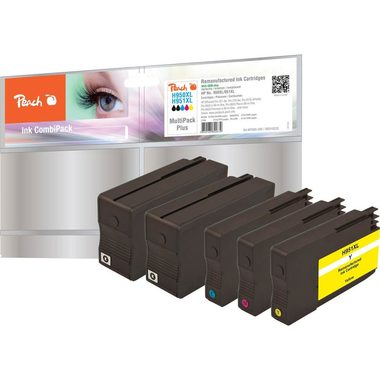 Peach alternativní cartridge HP 950XL a HP 951XL / Officejet PRO 8100 e-Printer / Combi Pack Plus