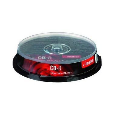 Imation CD-R(10-pack)Spindle/52x/700MB / výprodej