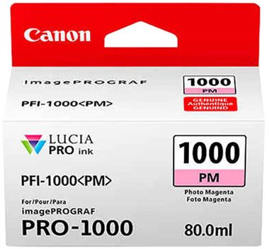 Canon cartridge PFI-1000 M Magenta Ink Tank