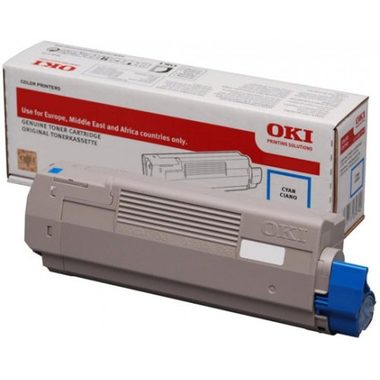 OKI Cyan toner do C332/MC363-3K