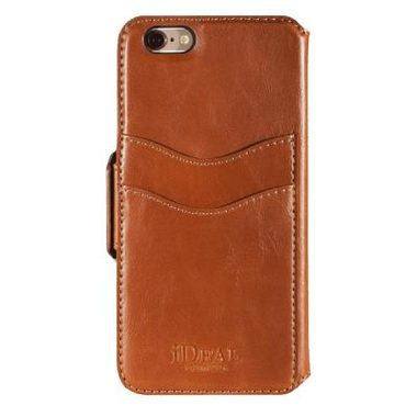 iDeal of Sweden London Wallet pouzdro tyou kniha pro Apple iPhone 6 & 6S hnědá