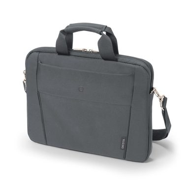 Dicota Slim Case BASE 15-15.6 šedá / Brašna na notebook / Nylon