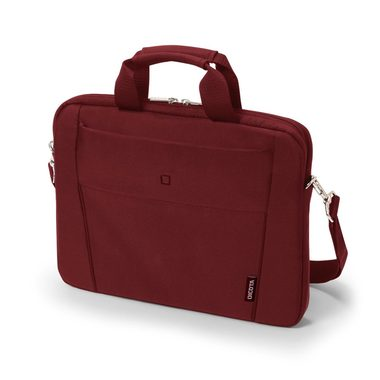Dicota Slim Case BASE 11-12.5 červená / Brašna na notebook / Nylon