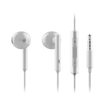 HUAWEI Original Stereo headset AM115 / bílý