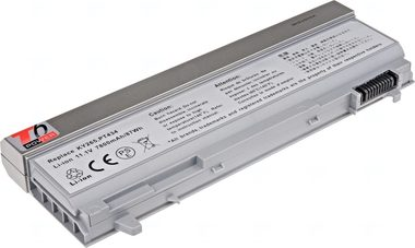 T6 Power Baterie pro Dell Latitude E6400 / E6410 / E6500 a E6510 / 9cell / 7800mAh