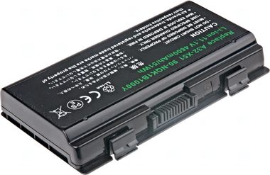 T6 Power Baterie pro Asus  X51 / X58 / T12 / 6cell / 4600mAh