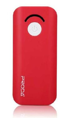 Remax Jane V3 PowerBank 6000mAh / Li-Pol / červená