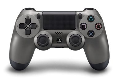 Dualshock 4 Controller Steel Black (Sony PlayStation 4) / černý