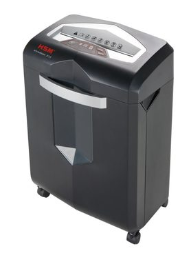 HSM Shredstar X13 / Skartovač / DIN 3 / 4x37mm / 13 listů / 23l / CD+DVD / Credit Card.