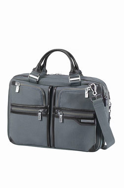 "Samsonite BAILHANDLE 2C 15.6"" EXP GT SUPREME / Taška na notebook / šedá"