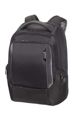 "Samsonite LAPTOP BACKPACK 15.6"" EXP CITYSCAPE TECH / Batoh na notebook / černá"