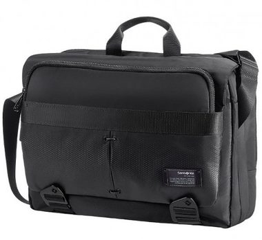 "Samsonite LAPTOP MESSENGER 16"" CITYVIBE / Brašna na notebook / černá"