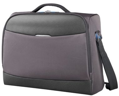 "Samsonite LAPTOP SHOULDER BAG LITESPHERE 15"" / Brašna na notebook / šedá"