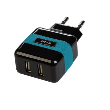 i-tec USB Power Charger 2x USB type A 2.1A / bez kabelu