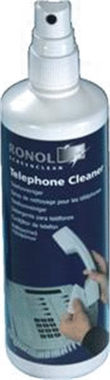 RONOL Telephone Cleaner 250ml Pump-Spray (10040)
