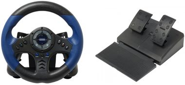 HORI Racing Wheel 4 Controller / Herní volant / Pro konzole Playstation 3 a Playstation 4