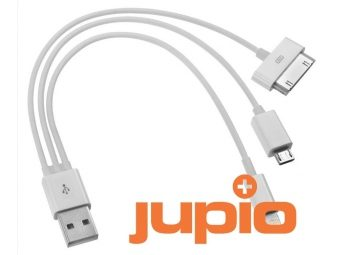 JUPIO 3v1 kabel pro Power Vault