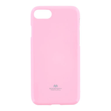 Mercury Jelly Case pro Apple iPhone 7 / růžová