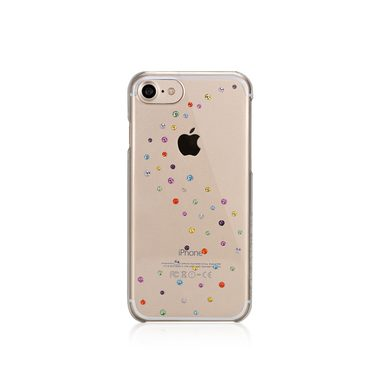Bling My Thing Zadní kryt Milky Way Cotton Candy pro Apple iPhone 7 / Swarovski crystals