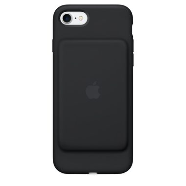Apple iPhone 7 Smart Battery Case / černý