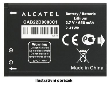 Alcatel ONETOUCH Baterie 1.800mAh / pro Alcatel 6033X Idol Ultra