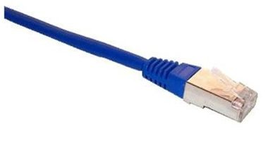 DATACOM Patch kabel FTP CAT5E 0.25m modrý