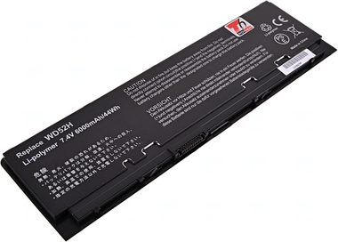 T6 Power Baterie pro Dell Latitude E7240 / 4cell / 6000mAh
