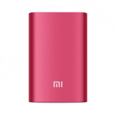 Xiaomi Power Bank 10000 mAh / červená