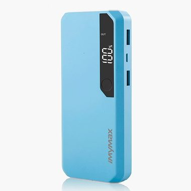 iMyMax Fashion Power 10.000mAh - modrá