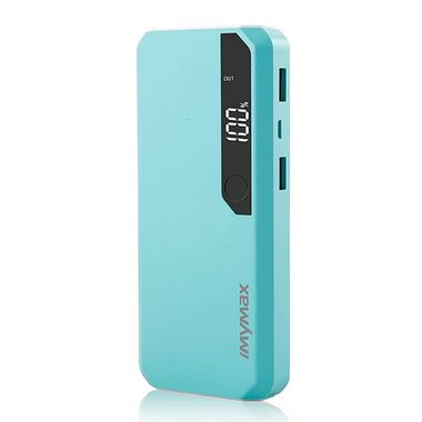 iMyMax Fashion Power 10.000mAh - zelená