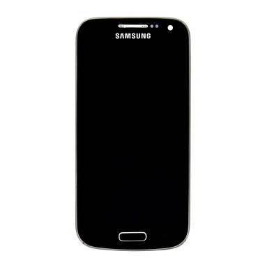 LCD display + Dotyk + Přední kryt Samsung i9195i Galaxy S4mini VE Black Edition (Service Pack)