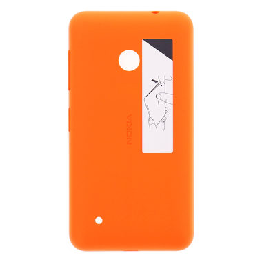 Nokia Lumia 530 Orange Kryt Baterie