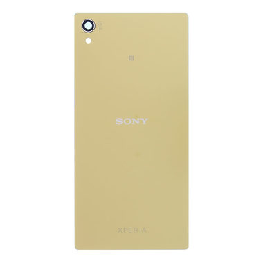 Sony E6853 Xperia Z5 Premium Kryt Baterie Gold (Service Pack)