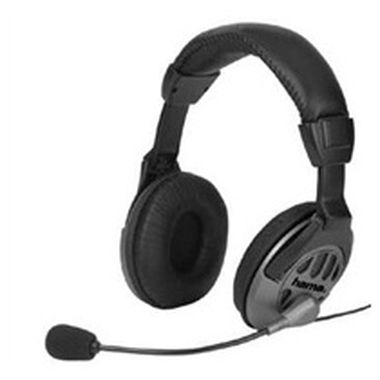 "HAMA PC Headset ""CS-408"", stereo"