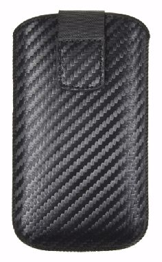 Pouzdro FRESH iPhone ELEGANT black (125x75x10mm)