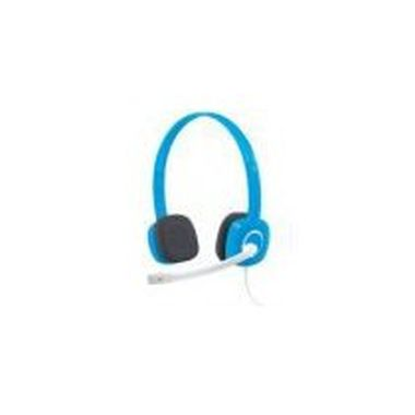 Logitech Stereo Headset H150 Blueberry, stereo, 3,5 mm
