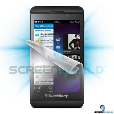 ScreenShield fólie na displej pro BlackBerry Z10
