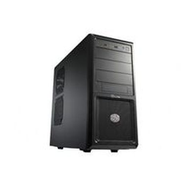 Cooler Master Elite 370 / ATX / 2x USB 2.0 / 4x 120 mm + 3x 140 mm