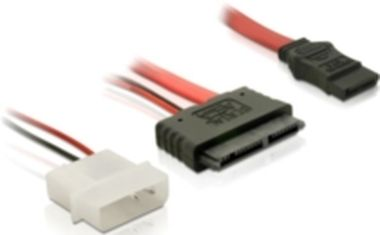 Kabel SATA Micro All-in-One 16pin samice