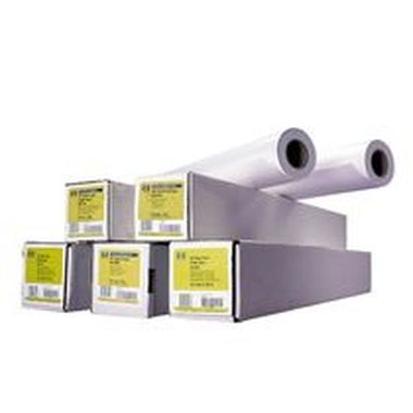 HP C6020B Coated Paper, A0, 45 m, 98 g/m2