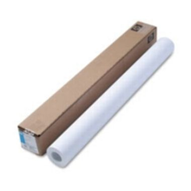 HP C6030C Heavyweight Coated Paper Roll, A0, 30m, 130g