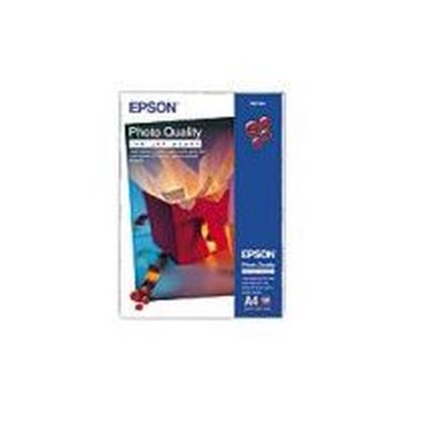 EPSON Paper A4 Photo Quality Ink Jet ( 100 sheets ) 104g/m2