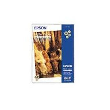 EPSON Paper A4 Matte Heavyweight (50 sheets) 167g/m2