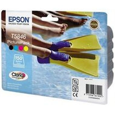 EPSON ink bar PictureMate PM240 PicturePack, 150 listů