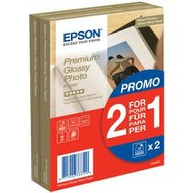 EPSON Paper Premium Glossy Photo 10x15 (80 sheet),255g/m2
