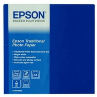 Traditional Photo Paper, DIN A4, 330g/m?, 25 Sheet