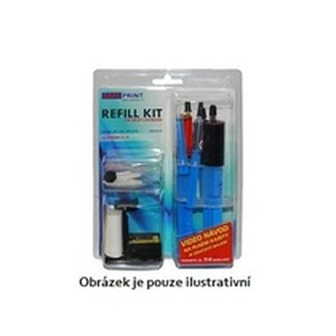 Refill kit SAFEPRINT STANDARD pro HP 21 (C9351) - 1x zásobník INK 10ml